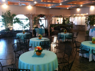 Turquoise Reception