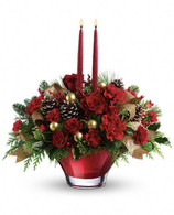 Holiday Flair by Teleflora