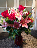 Wrapped in Passion -Teleflora