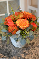 Autumn Sunset Centerpiece