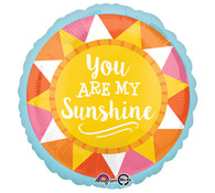 Sunshine Mylar Balloon