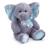 Large Blue and Gray Elephant