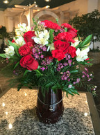 Red Haute by Teleflora