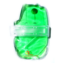 Palm Heating Pad in green