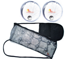 Lower Back Pad + 2 Hand Warmers