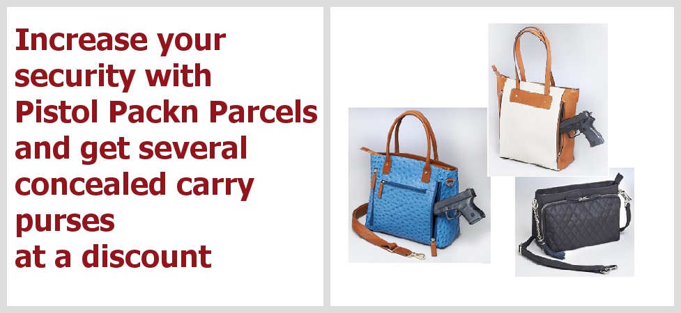 Vary concealed carry with multiple purses