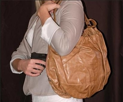 Concealed carry purses for women give excellent self-protection in any situation