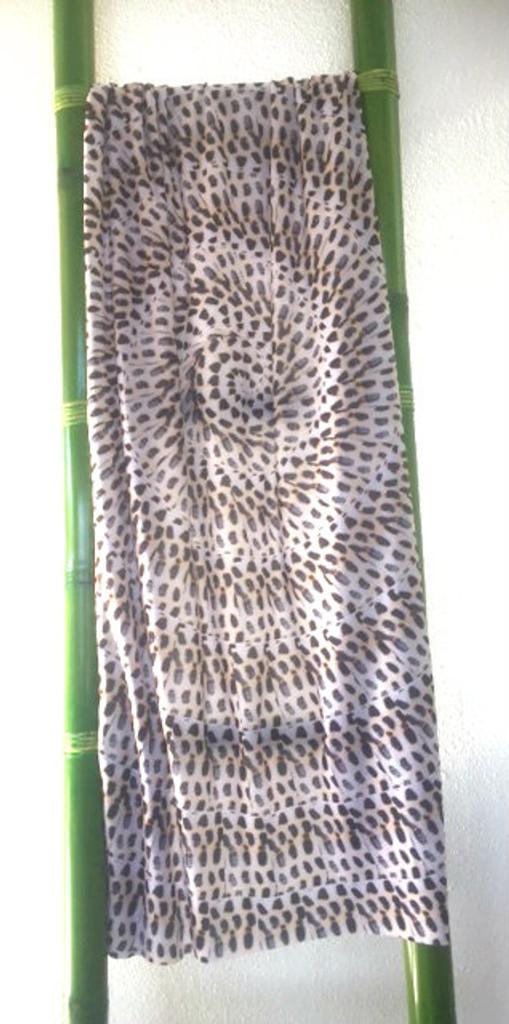 Spiral Cone Shell Sarong