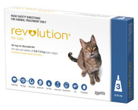 Revolution for Cats 2.6-7.5kg 3 Month supply
