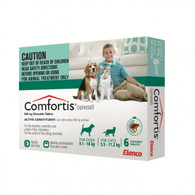 Comfortis 6 Month Supply for Cats 5.5-11.2kg