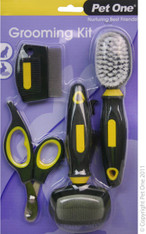 Grooming kit for  Cats