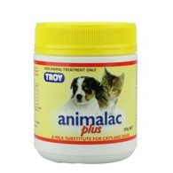 Animalac Plus Milk Substitute for Cats and Dogs 250g