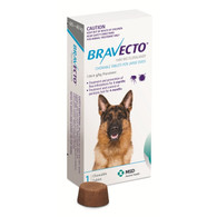 Bravecto Chewable Tablet for Dogs 20-40kg