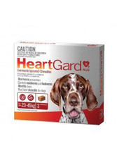 Heart Gard 6 month Supply for Dogs up to 23-43kg