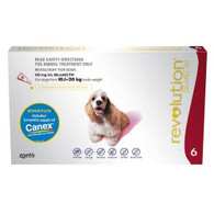 Revolution 6 Months for Dogs 10.1-20kg