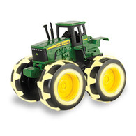 John Deere Lightning Wheels Tractor Toy