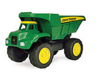 Big Scoop John Deere Dump Truck Medium