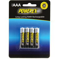 Powerex AAA 1000mAh (4-pack)