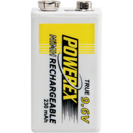 Powerex 9.6V 230mAh (1-Pack)