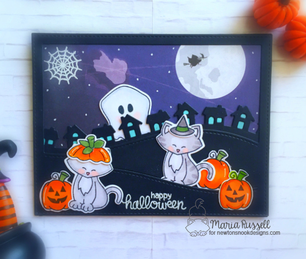 Newton's Costume Party Stamp Set by Newton's Nook Designs
