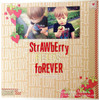Strawberry Scrapbook Page | Sweet Summer stamp set by Newton's Nook Designs