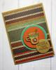 Apple Cider Card | Apple Delights | 3x4 photopolymer Stamp Set | Newton's Nook Designs