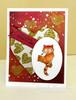 Lemur Love Card | Wild About Zoo | 4x6 photopolymer Stamp Set | Newton's Nook Designs