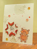 Party Pig Card | Farmyard Friends | 4x6 photopolymer Stamp Set | Newton's Nook Designs