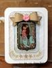 Mermaid Crossing | 3x4 Photopolymer Stamp Set | Newton's Nook Designs