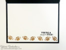 Touchdown Tails | 4x6 Photopolymer Stamp Set | Newton's Nook Designs