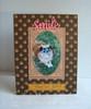 Photo frame card using Garden Window Die Set & Garden Starter Stamp Set by Newton's Nook Designs