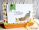 Dog Days of Summer Stamp Set by Newton's Nook Designs