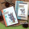 Raccoon Rascals Stamp Set by Newton's Nook Designs