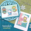 Sweater Weather Stamp Set by Newton's Nook Designs