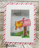 Newton's Happy Mail Stamp Set by Newton's Nook Designs