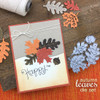 Autumn Leaves  Die Set by Newton's Nook Designs