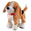 Chantilly Lane Barney the Beagle Animated Singing Dog
