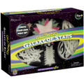 Glowing Galaxy Of Stars Glow In The Dark Kit