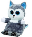 "Scout the Husky TY Beanie Babies Peek-A-Boos 15"" Tablet Holder"
