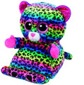 "Lance the Leopard TY Beanie Babies Peek-A-Boos 15"" Tablet Holder"