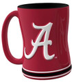 University of Alabama 14 Ounce Sculpted Relief Mug