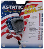Astatic 636L-USA 4 Pin USA Flag Noise Canceling