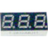 EKL 3D-28A-BLUE 3 Digit Mini Channel Display For Magnum