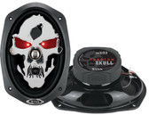 "Phantom Skull 6"" x 9"" 3-way 600-watt Auto Speaker"