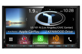 Kenwood DNX773S GPS Navigation Double Bluetooth Car DVD Player