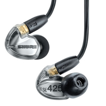 Shure SE425 In-Ear Monitor Silver