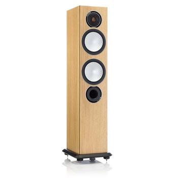 Parlantes HiFi Monitor Audio Silver 6 Torres (Par)