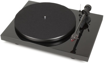 Tornamesa PRO-JECT DEBUT CARBON 2M RED