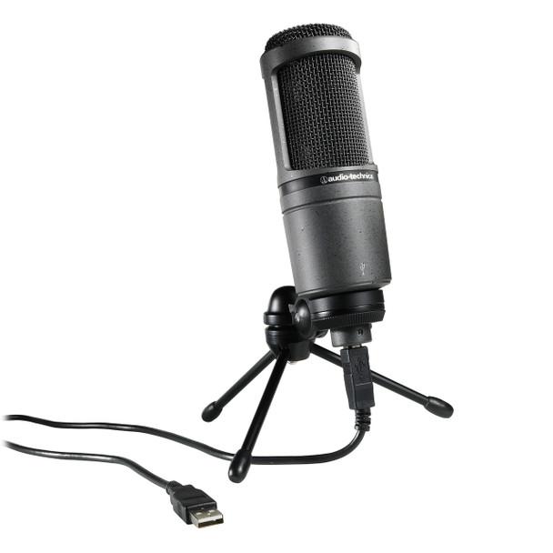Micr—fono Audio-Technica AT2020 USB
