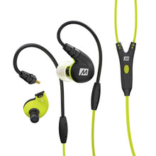 Mee Audio M7P Green Deportivos Cable Intercambiable Micrófono